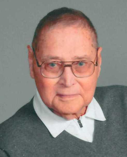 """Eugene R. """"Gene"""" Steensen age 90"""