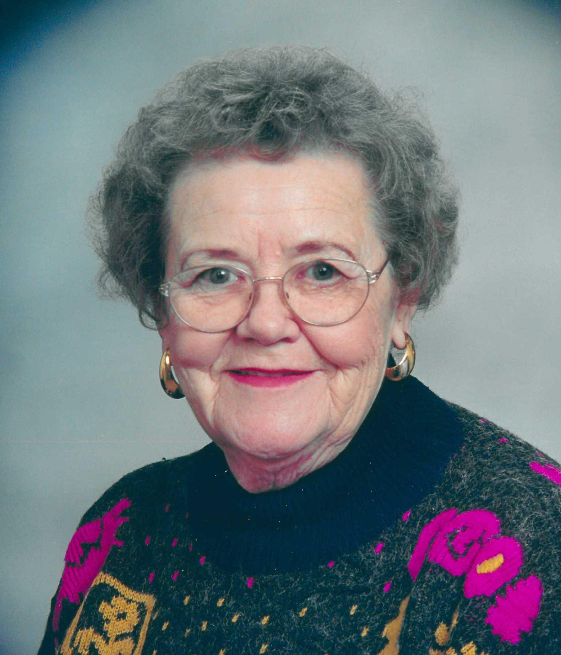 Mariechen VonThun age 88