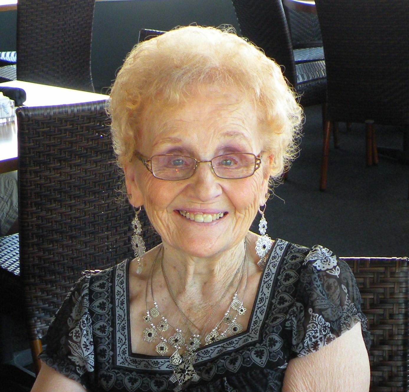 Helen Manning 93