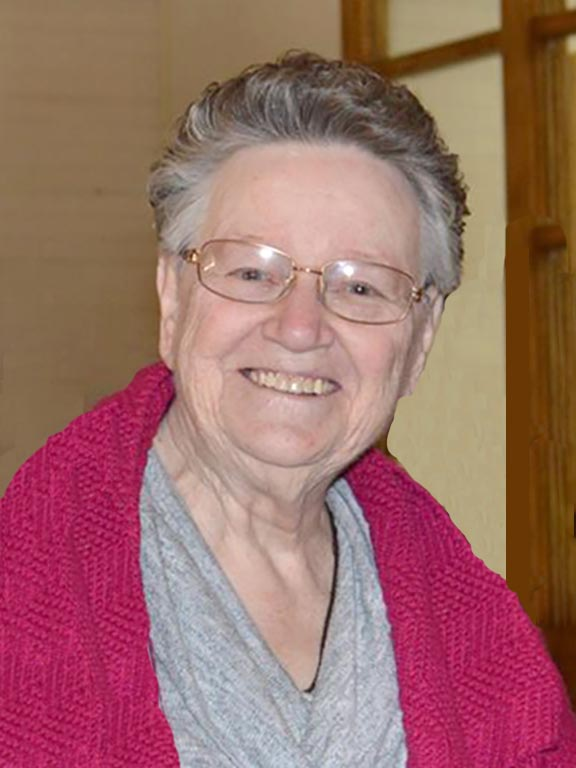 Sr. Kathleen Cleary, OSF – 80