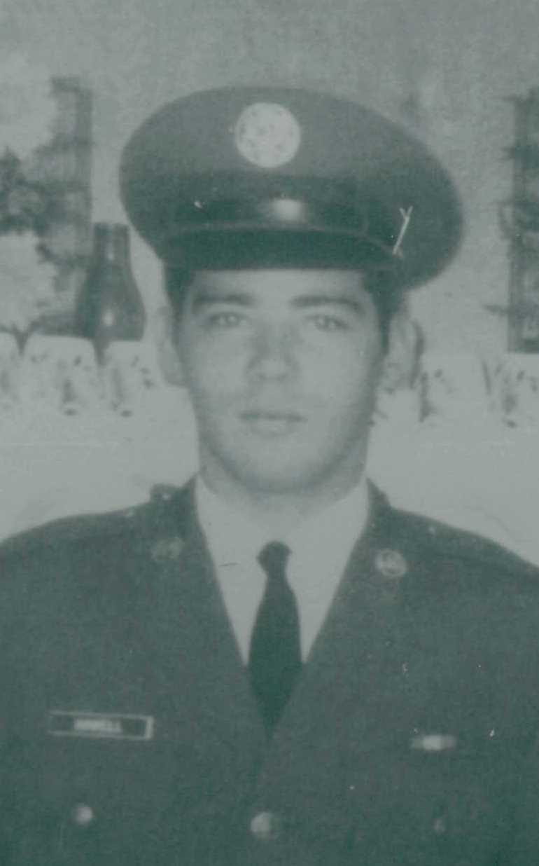 """Theodore B. """"Ted"""" (Bud) Howell 69"""