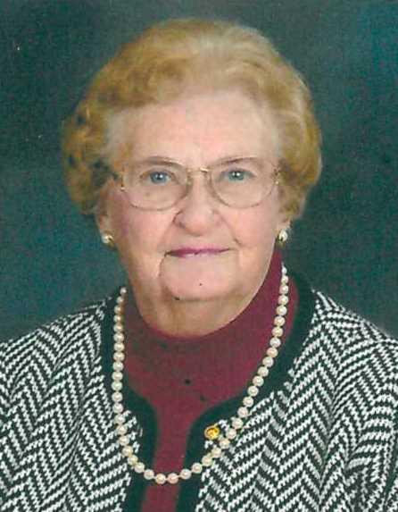 Virginia M. Bergman age 96
