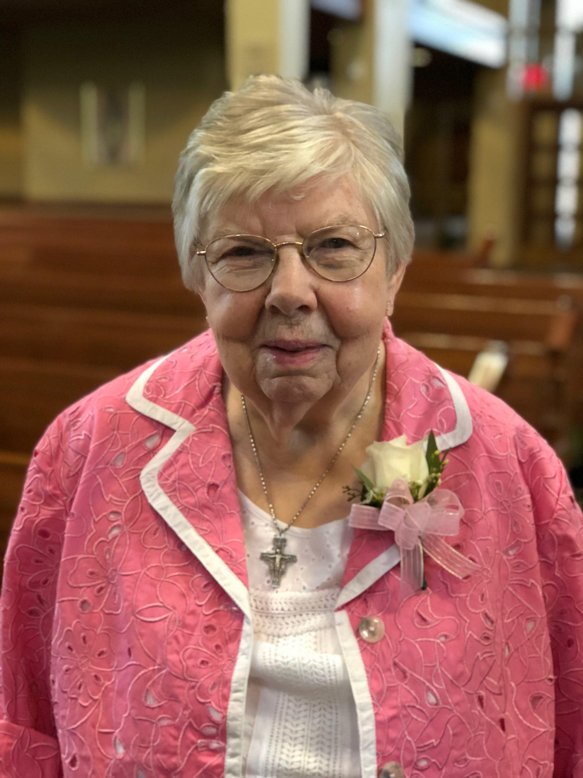 Sister Rosalie Noder – 90